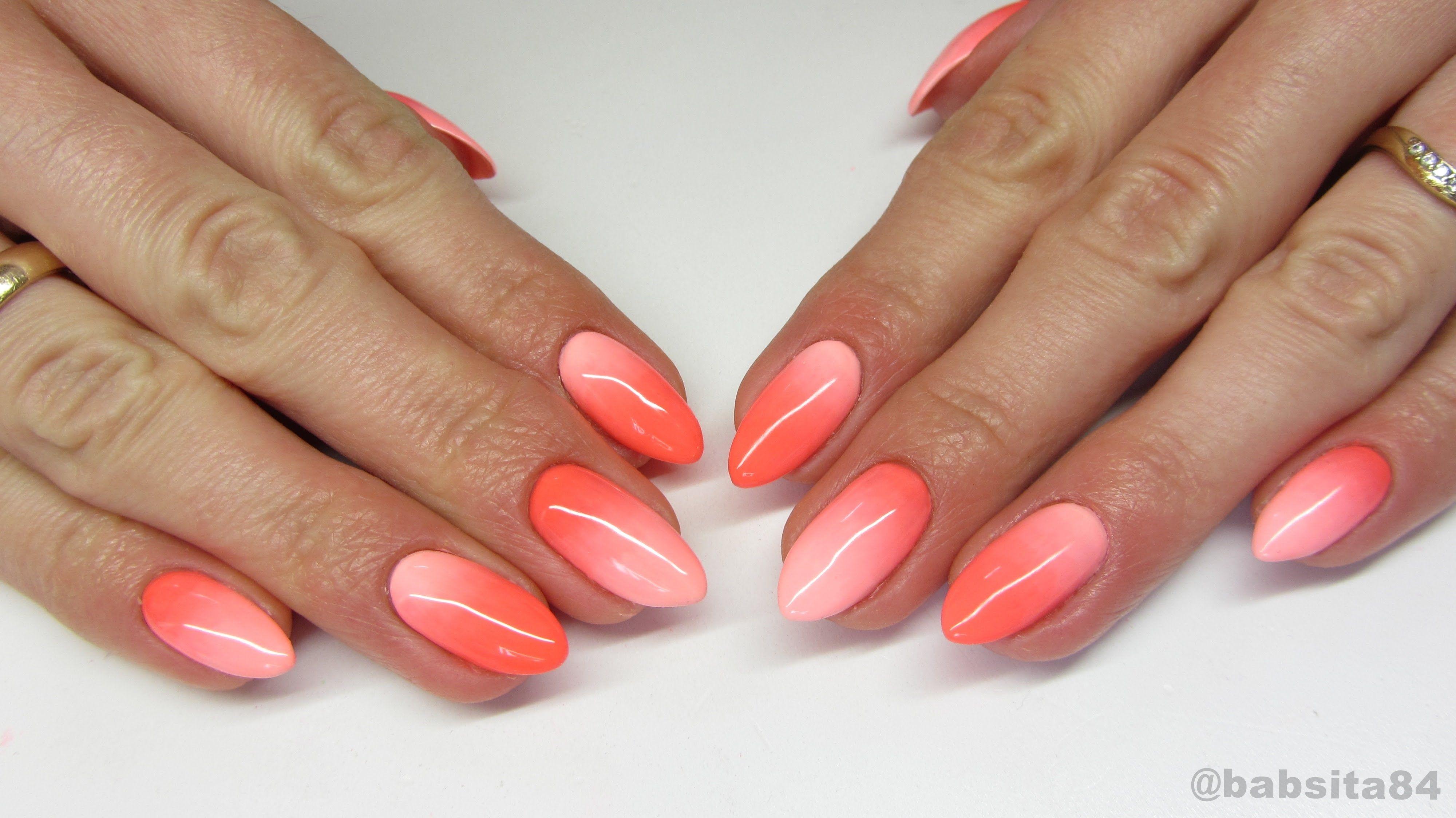 Vysledek Obrazku Pro Gelove Nechty Na Leto Manicure Moon Manicure Short Gel Nails
