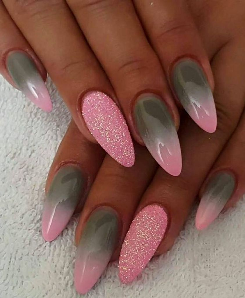 25 Classy Fall Nail Color 2019 To Copy Now In 2020 Gelove Nehty Design Nehtu Nehty