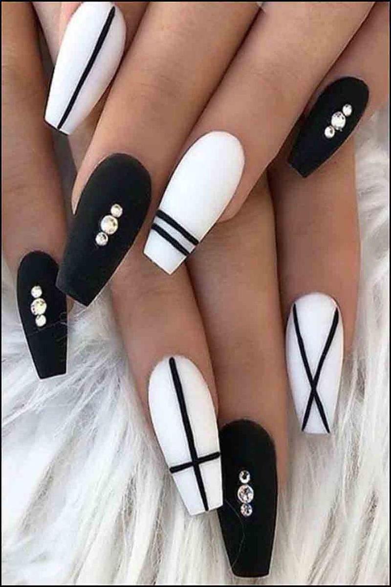 50 Wonderful Summer Nail Colors Of 2020 Elegant Nails Elegant Nail Designs Nail Designs