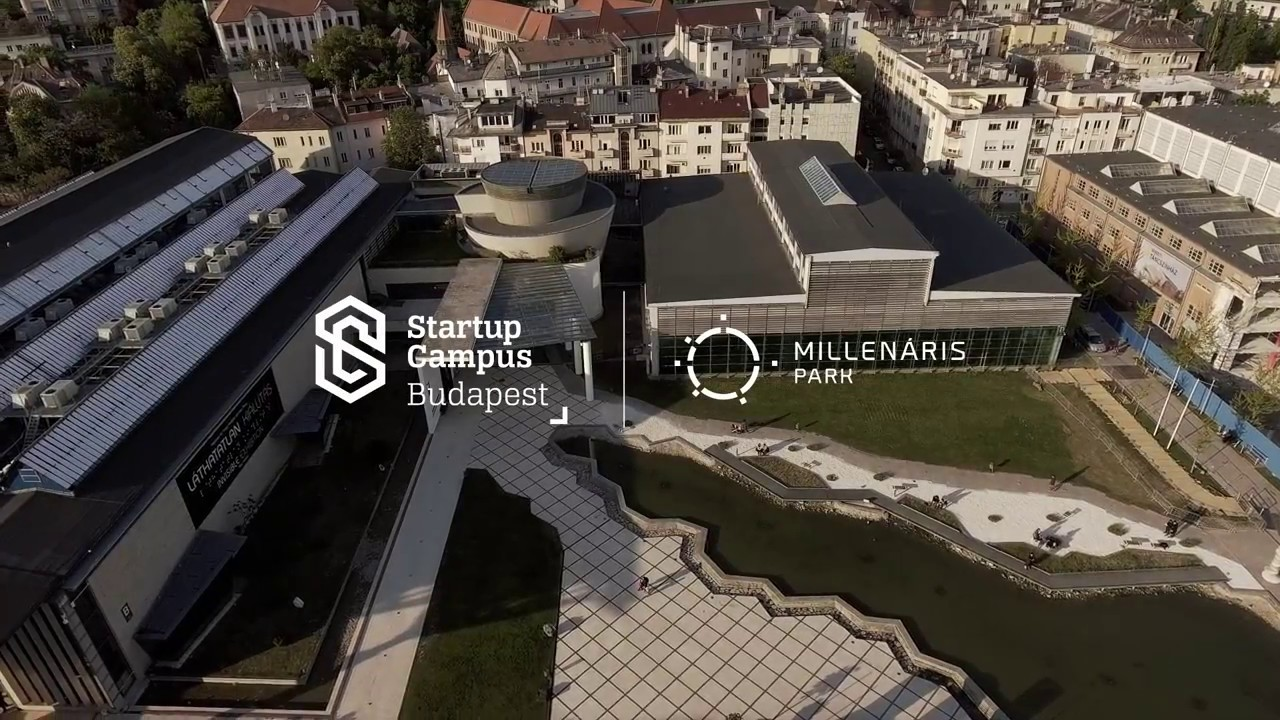 Startup Campus Budapest 2 Youtube