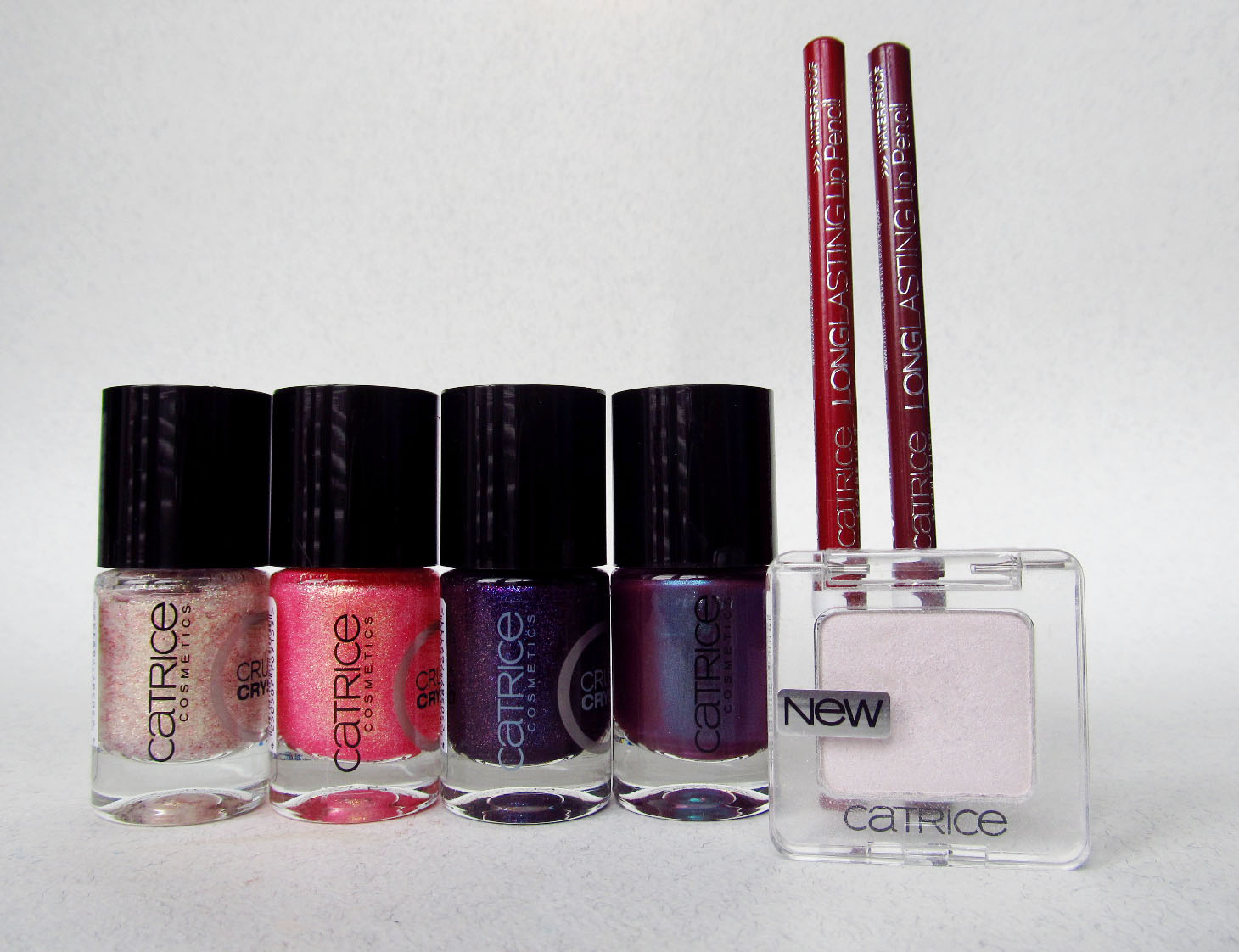 Passing Fancy Catrice New Products Spring 2014 Haul Swatches
