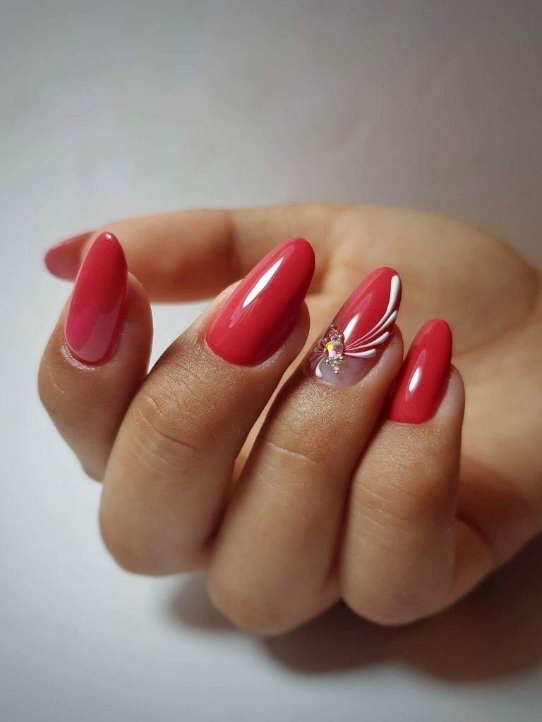 37 Classy Winter Nail Design For Women Career In 2020 Design Nehtu Gelove Nehty Barevne Nehty