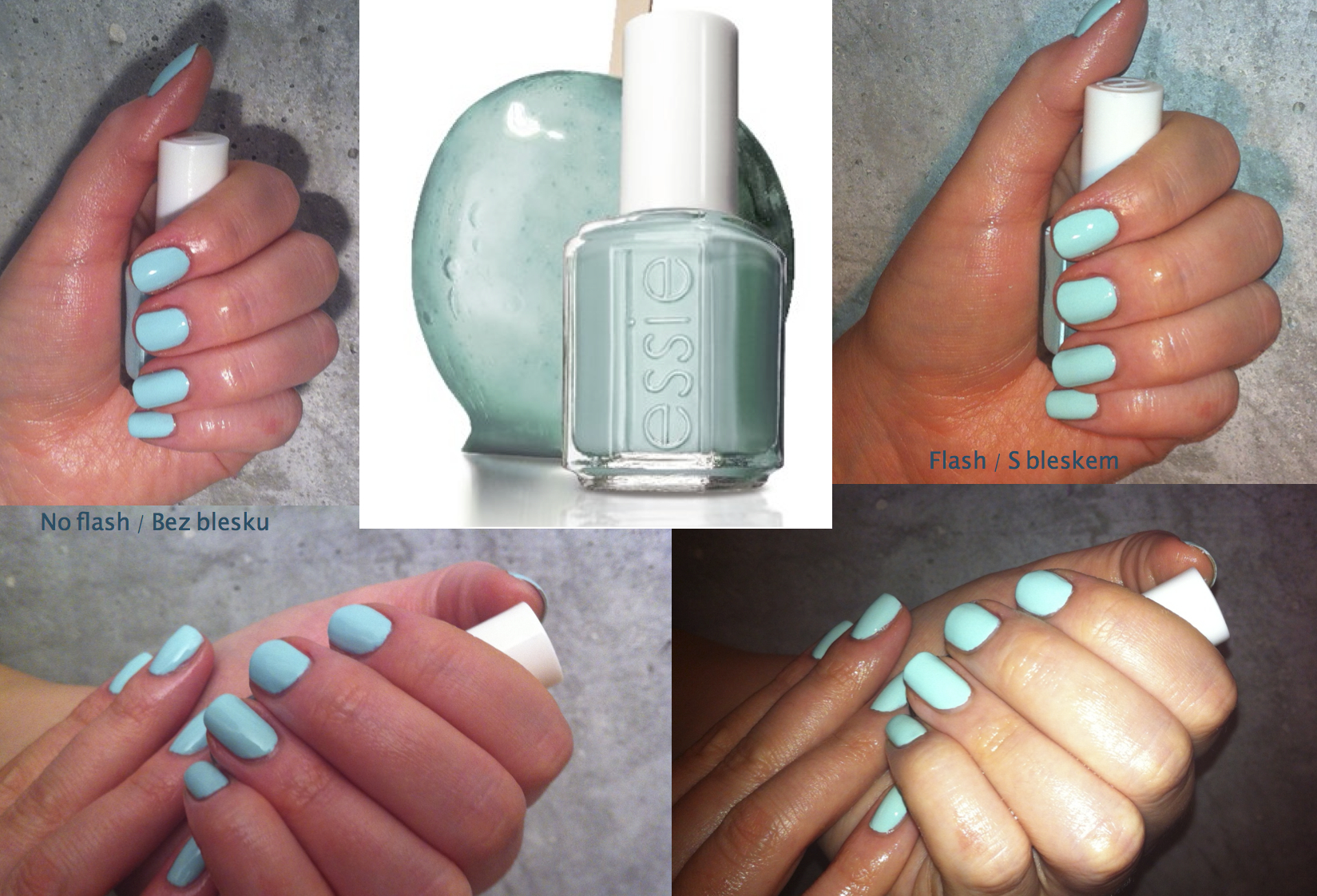 Essie Mint Candy Apple All The Pretty Jars