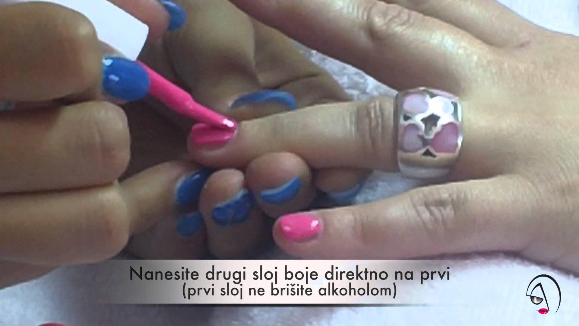 Gelak Ili Gel Lak Trajni Lak Za Nokte Gel Nails Ili
