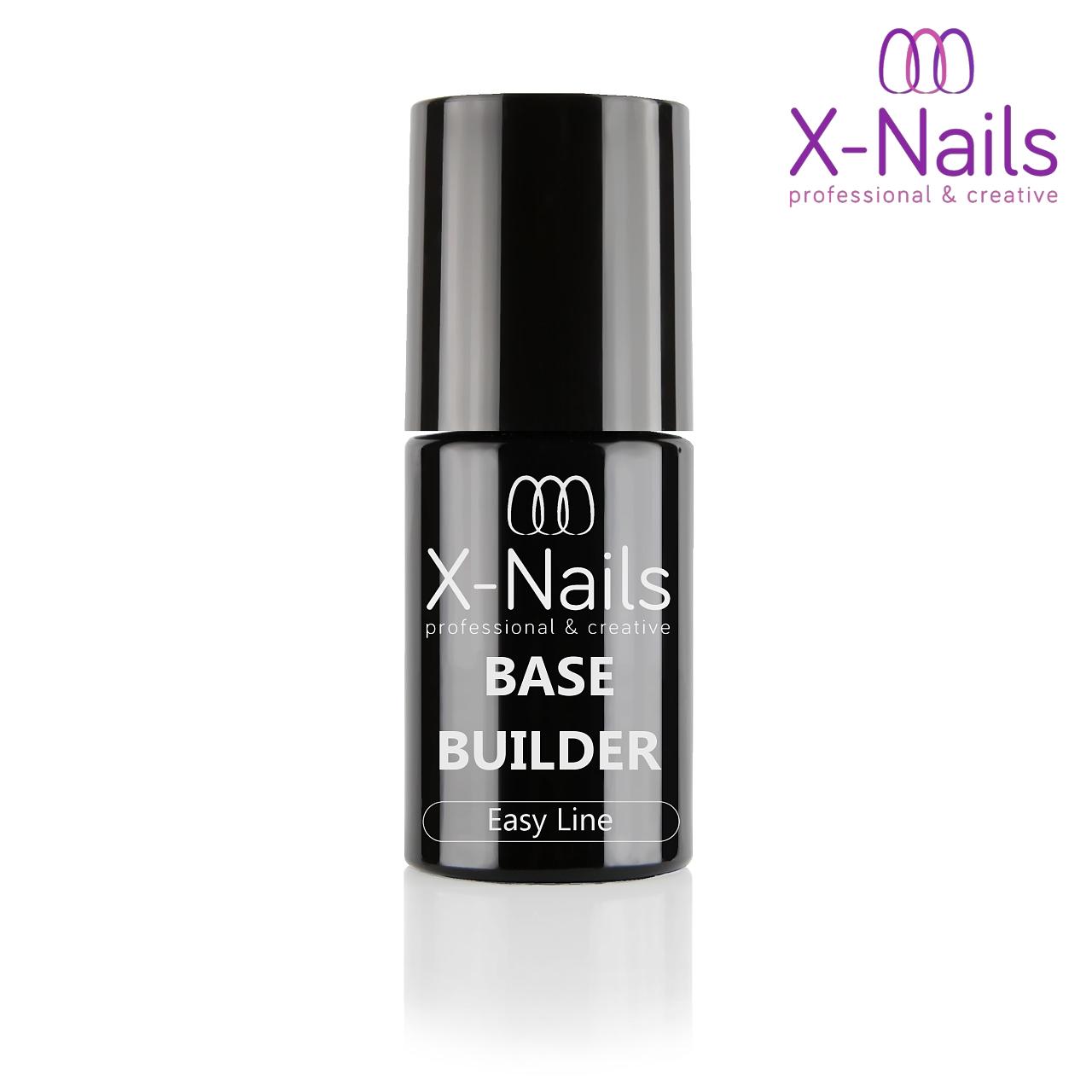 X Nails Podkladova Baze Pod Gel Laky Zpevnujici Podlak 6 Ml Base Builder X Nails Gelove Akrylove Nehty