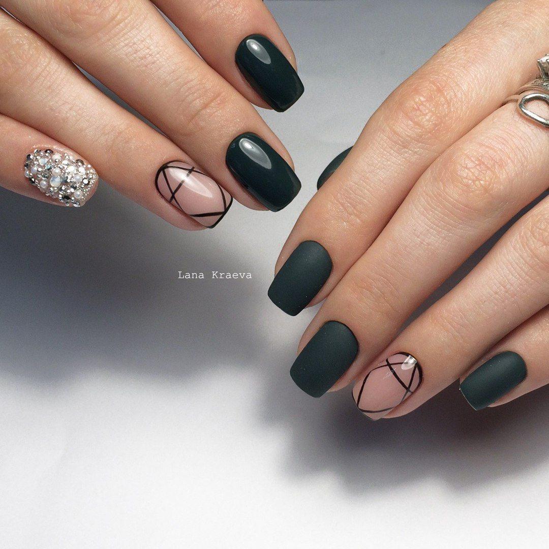 Modni Manikura Podzim Zima Top 10 Stylovych Trendu 100 Fotografickych Napadu Pro Nehtovy Design Confetissimo Blog Pro Zeny