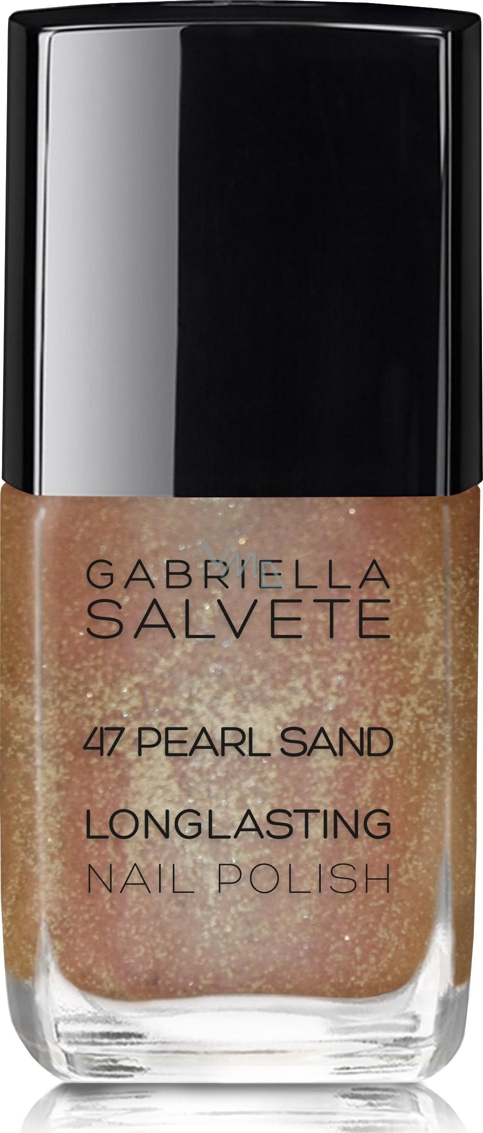 Gabriella Salvete Longlasting Enamel Nail Polish 47 Pearl Sand 11 Ml Vmd Parfumerie Drogerie