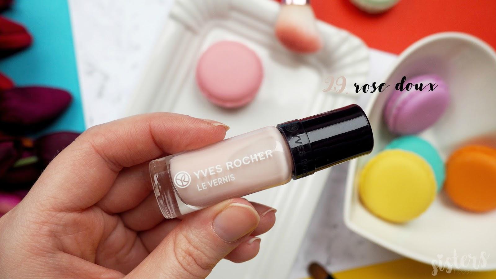 Yves Rocher Botanical Color Nail Polish Yves Rocher Zarivy Lak Na Nehty