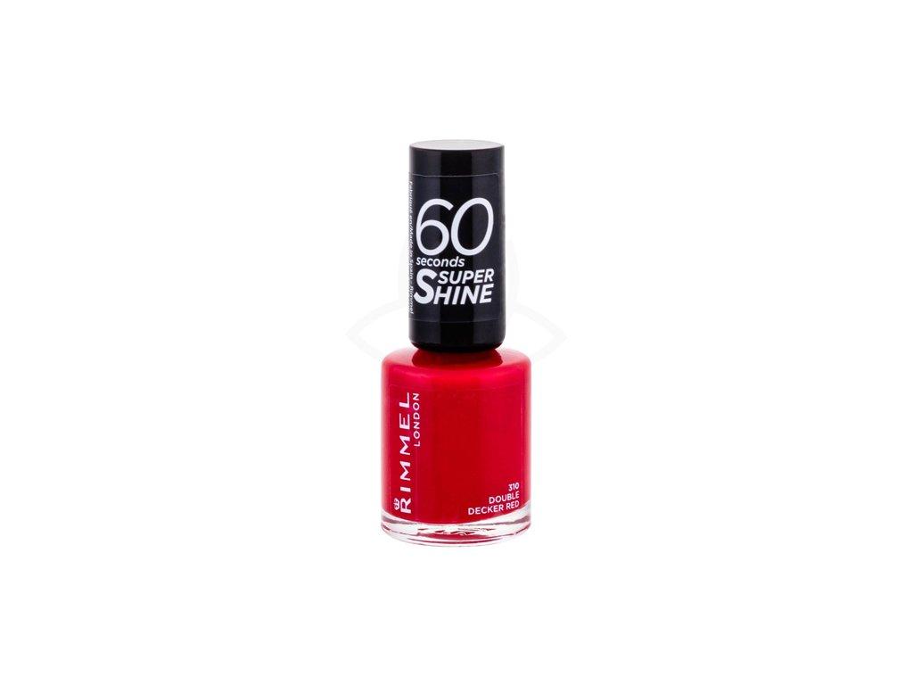 Rimmel London 60 Seconds Super Shine Lak Na Nehty Pro Zeny Kosmetika Zdravi Cz