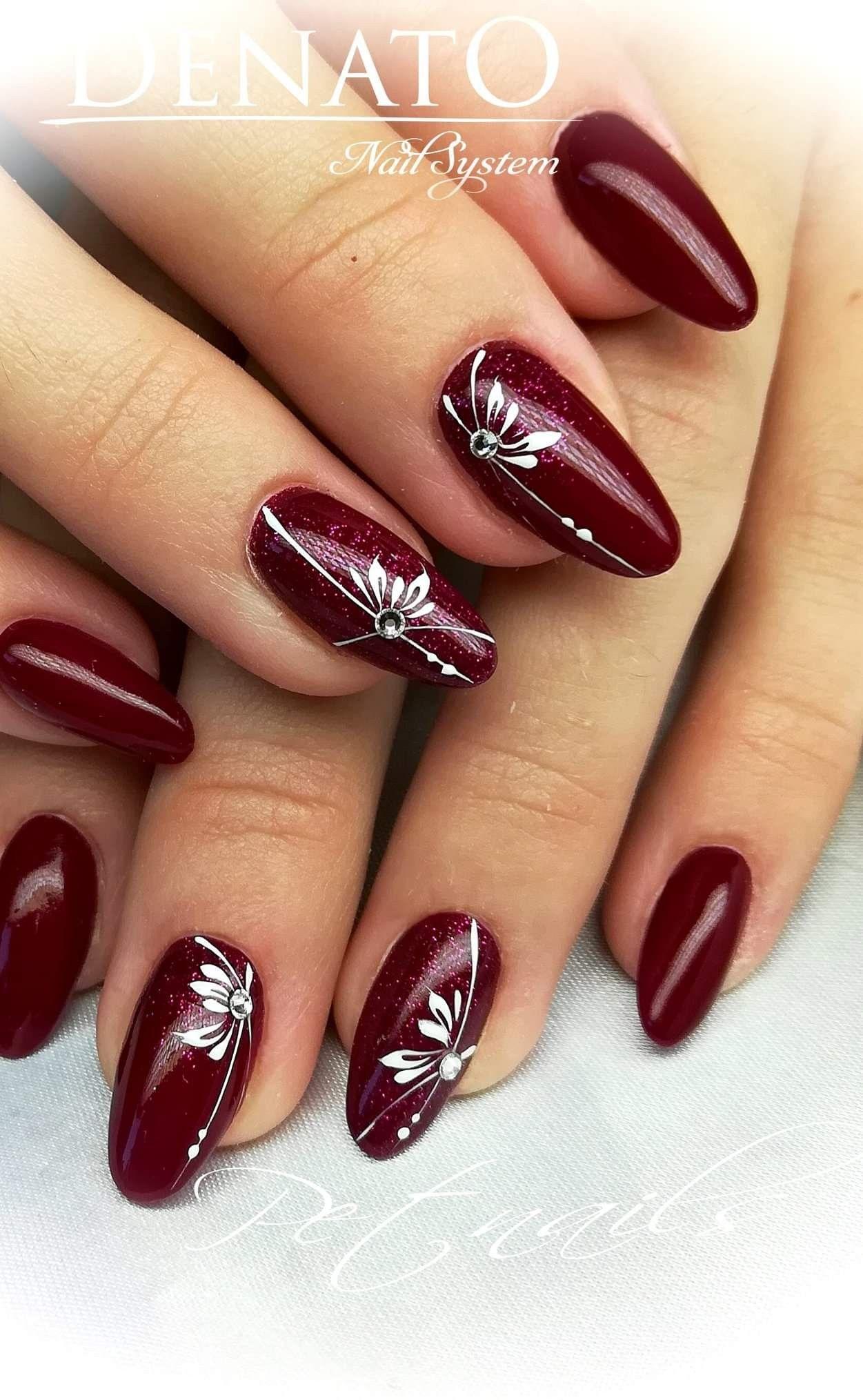 Lovely Nails Even Better For Christmas Krasivye Nogti Gelevye Nogti Dizajnerskie Nogti