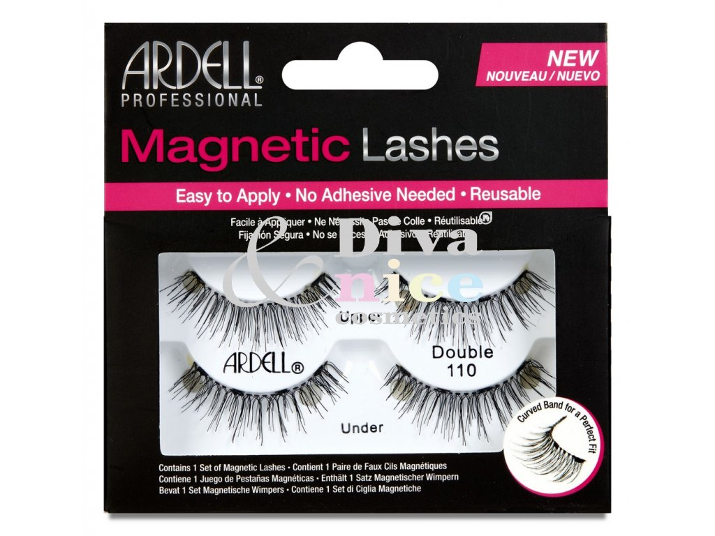Magneticke Rasy Double 110 Diva Nice Cosmetics