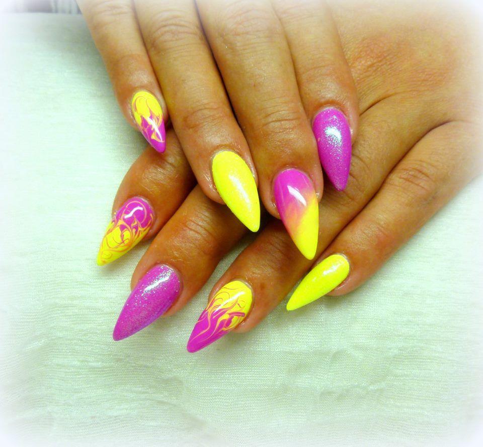 Https Www Facebook Com Pages Skvele Nechty Jarmila 169567496401423 Sk Photos Stream Stiletto Nails Design Nehtu Gelove Nehty Nehty
