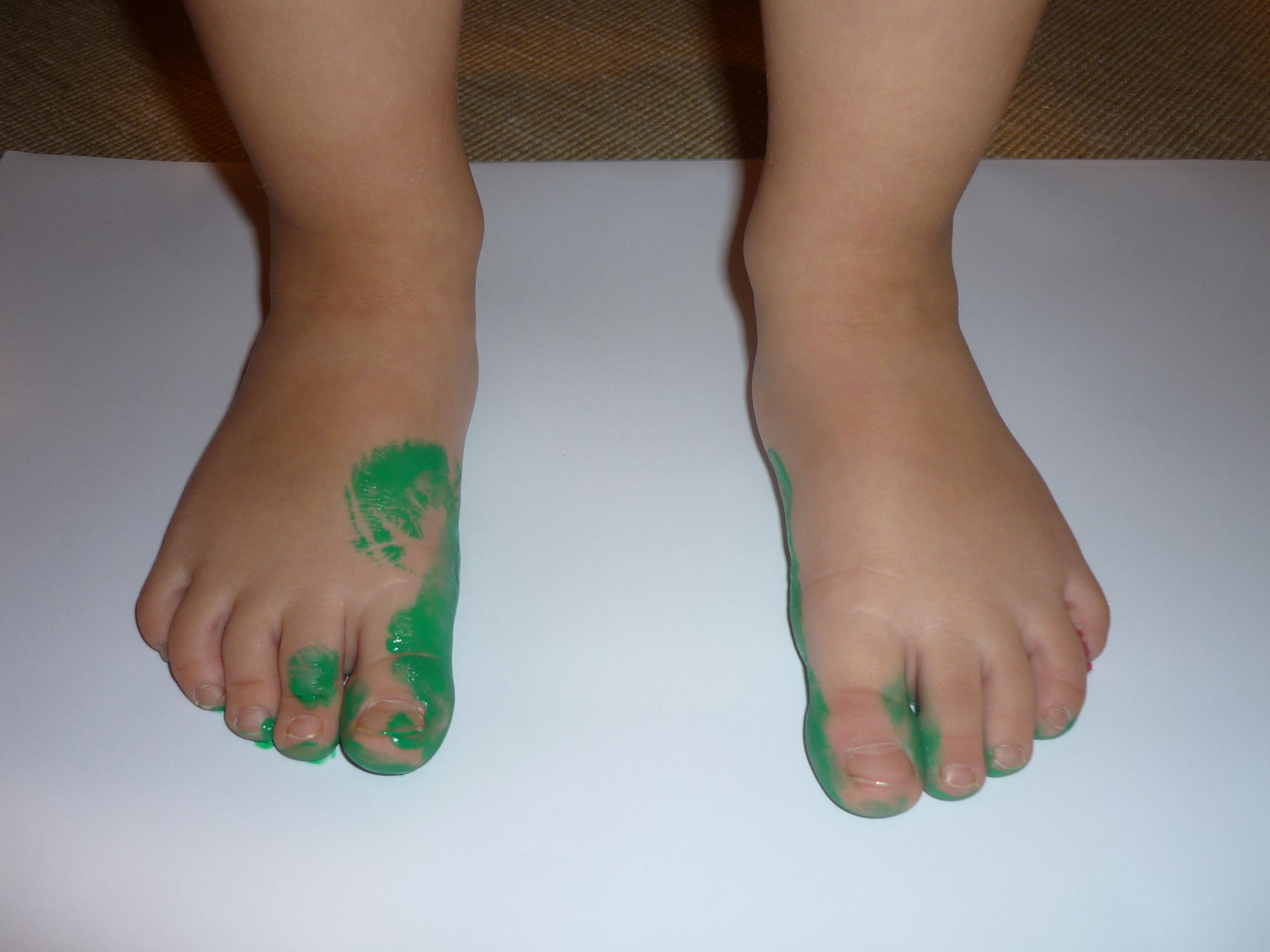Jak Spravne Zmerit Diteti Nohu Zdrave Nozky