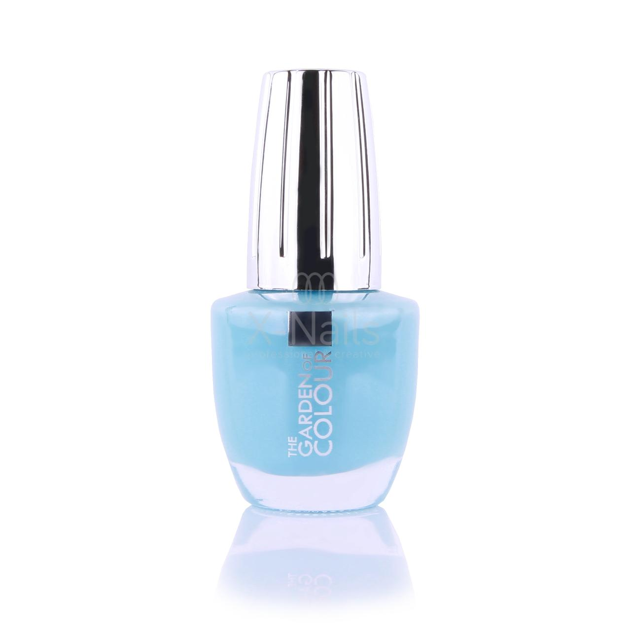 X Nails Lak Na Nehty Color Line 15 Ml Light Blue Leskly 145