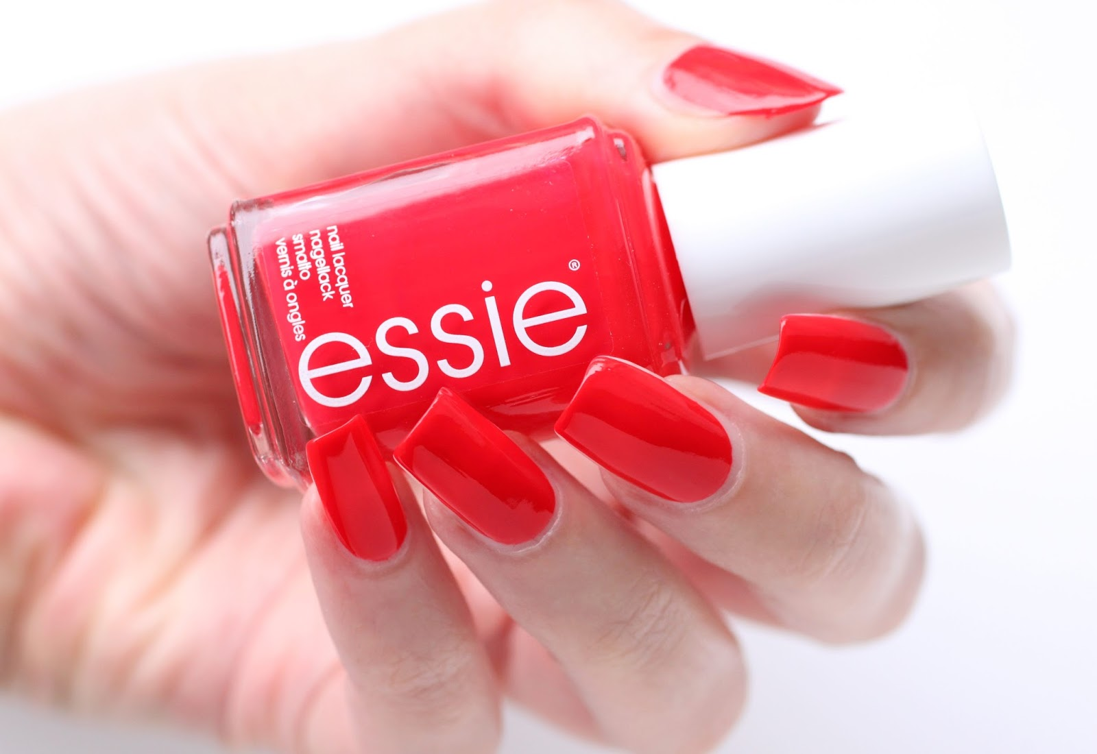 Essie Nail Polish Palette And Composition Of Gel Polish Professional Series Reviews