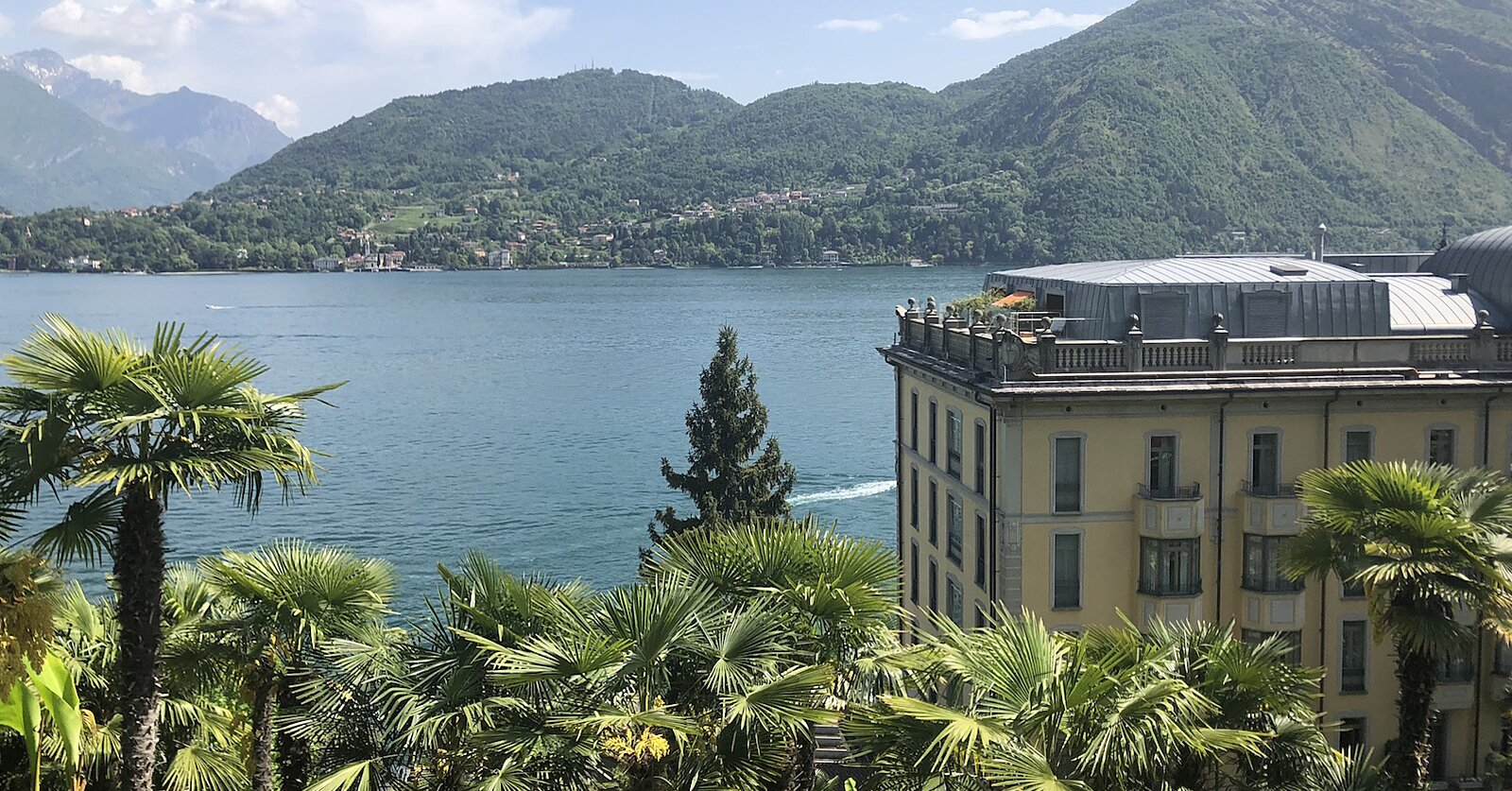 This Lake Como Hotel S Secret Suite In An 18th Century Villa Is One Of The Most Serene Spots In Italy Travel Leisure