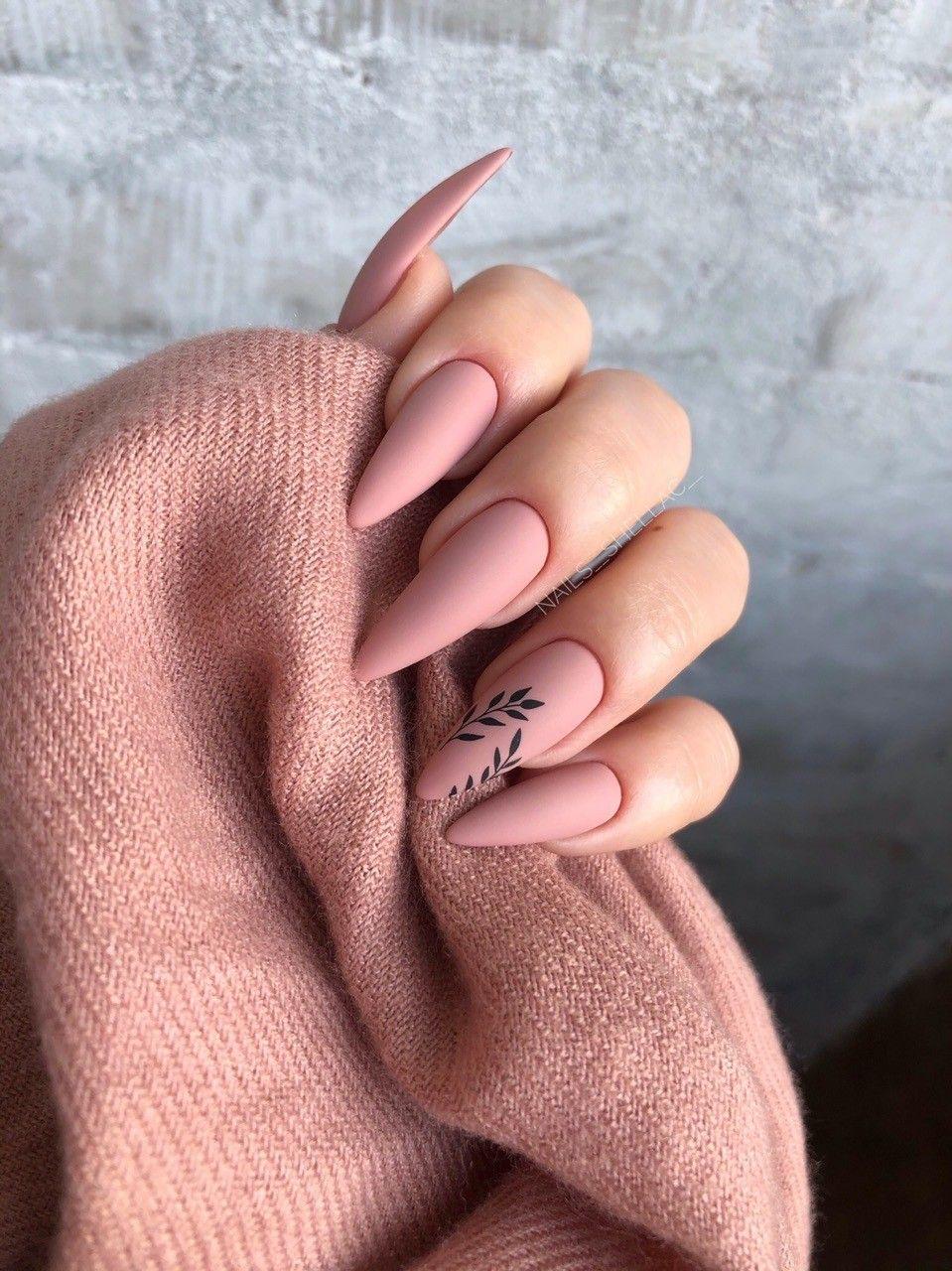 Pin De Simona Andoniadisova En Nails Unas De Gel Bonitas Unas Acrilicas Almendradas Unas Tendencia