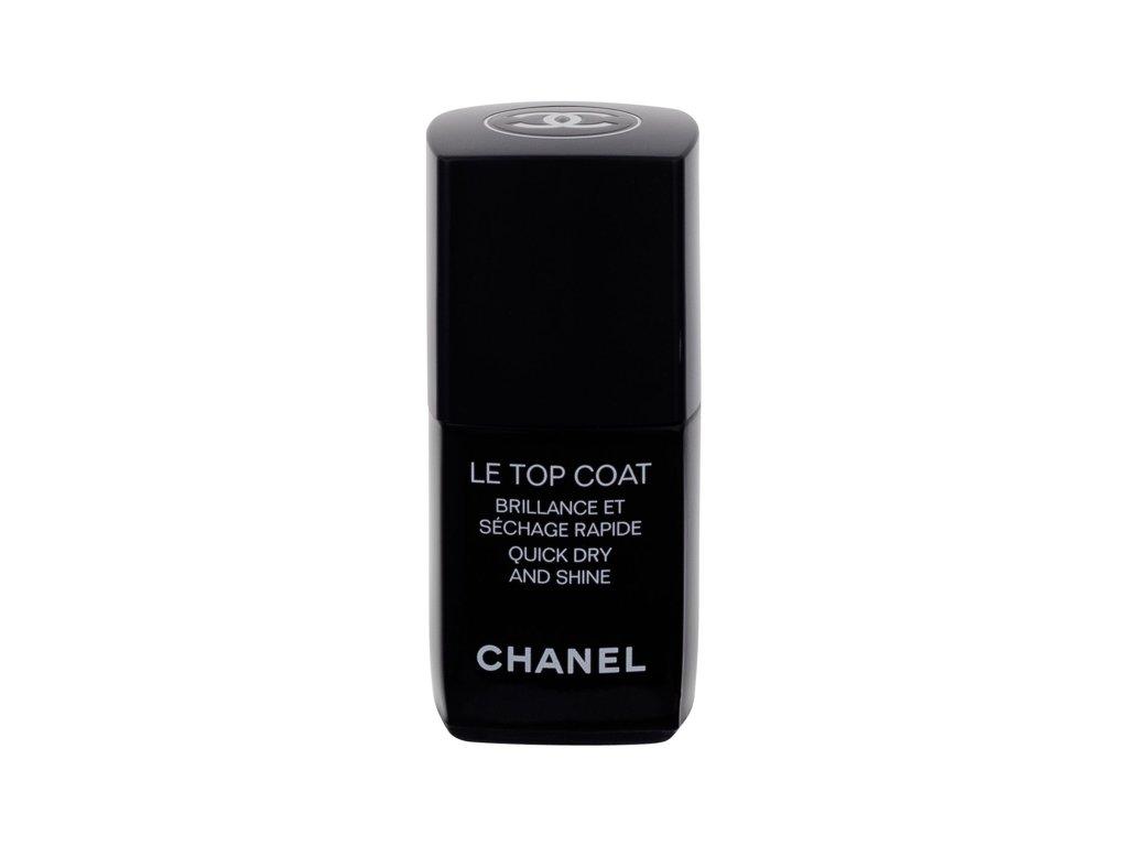 Chanel Le Top Coat Lak Na Nehty Pro Zeny Kosmetika Zdravi Cz