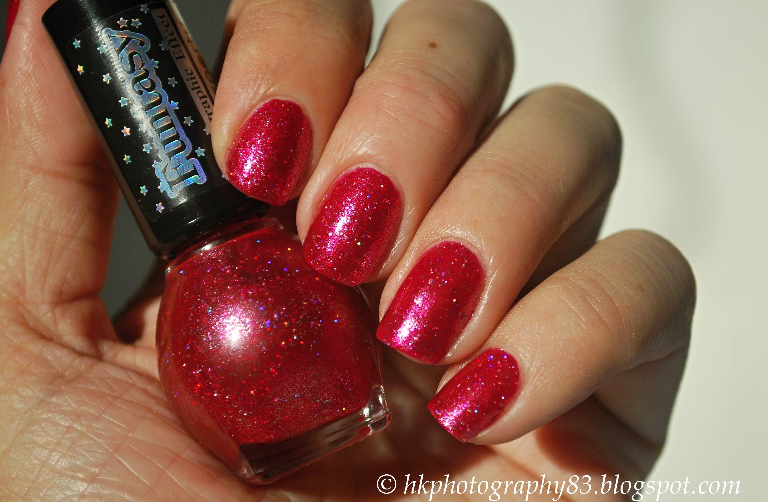 Miss Sporty Funtasy 030 Nail Polish Pink Miss