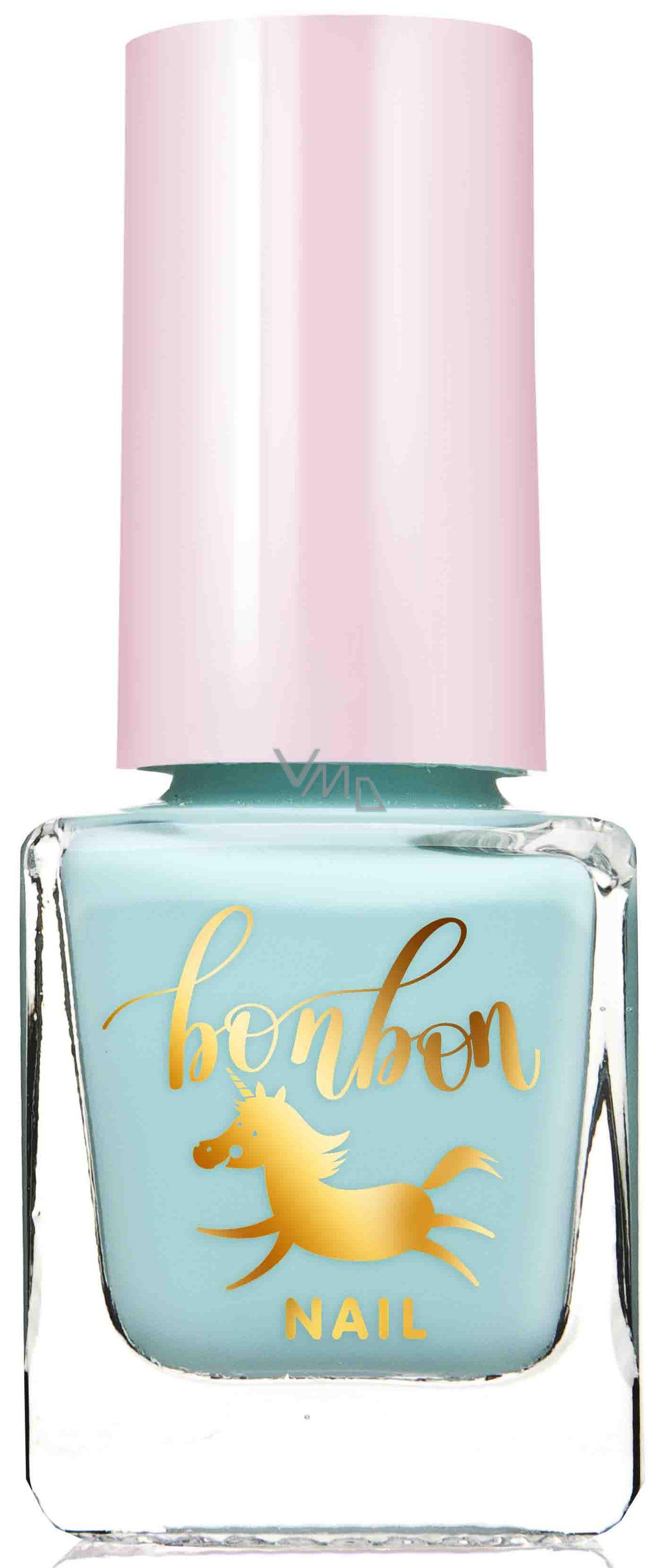 Dor Cosmetics Bonbon Na Vodni Bazi Lak Na Nehty Pro Deti 09 Svetle Modra 5 Ml Vmd Drogerie A Parfumerie