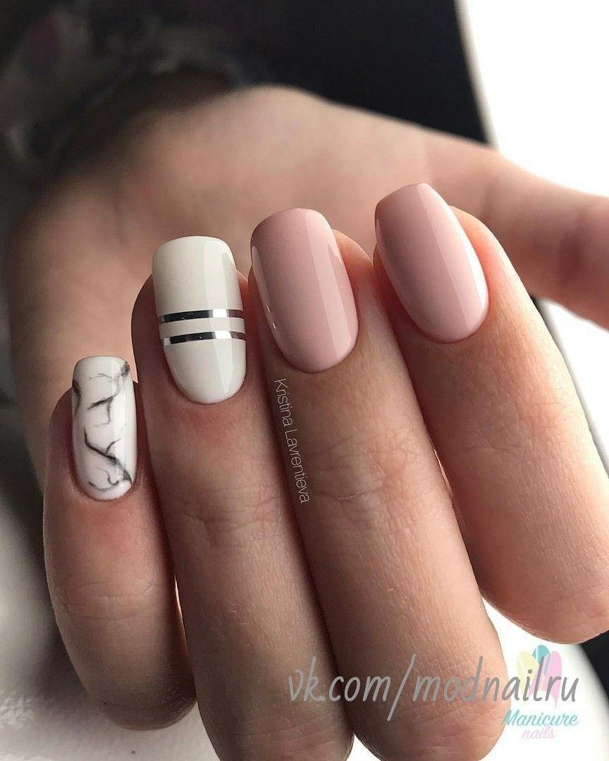 Pin By Tereza Svestkova On Beautiful Nails Mauve Nails Baby Pink Nails Nails