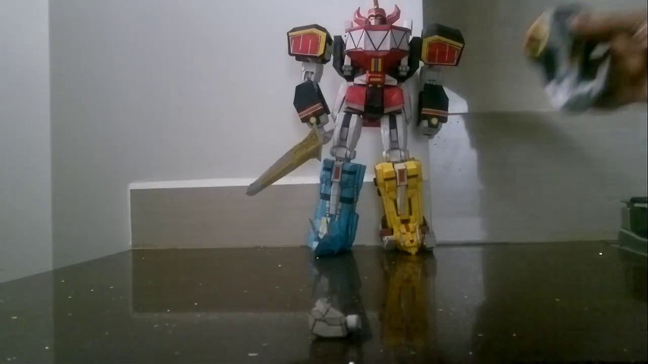 Papercraft Bumblebee Parte 1 Pt Br By Jdm Reviews Toymakeover