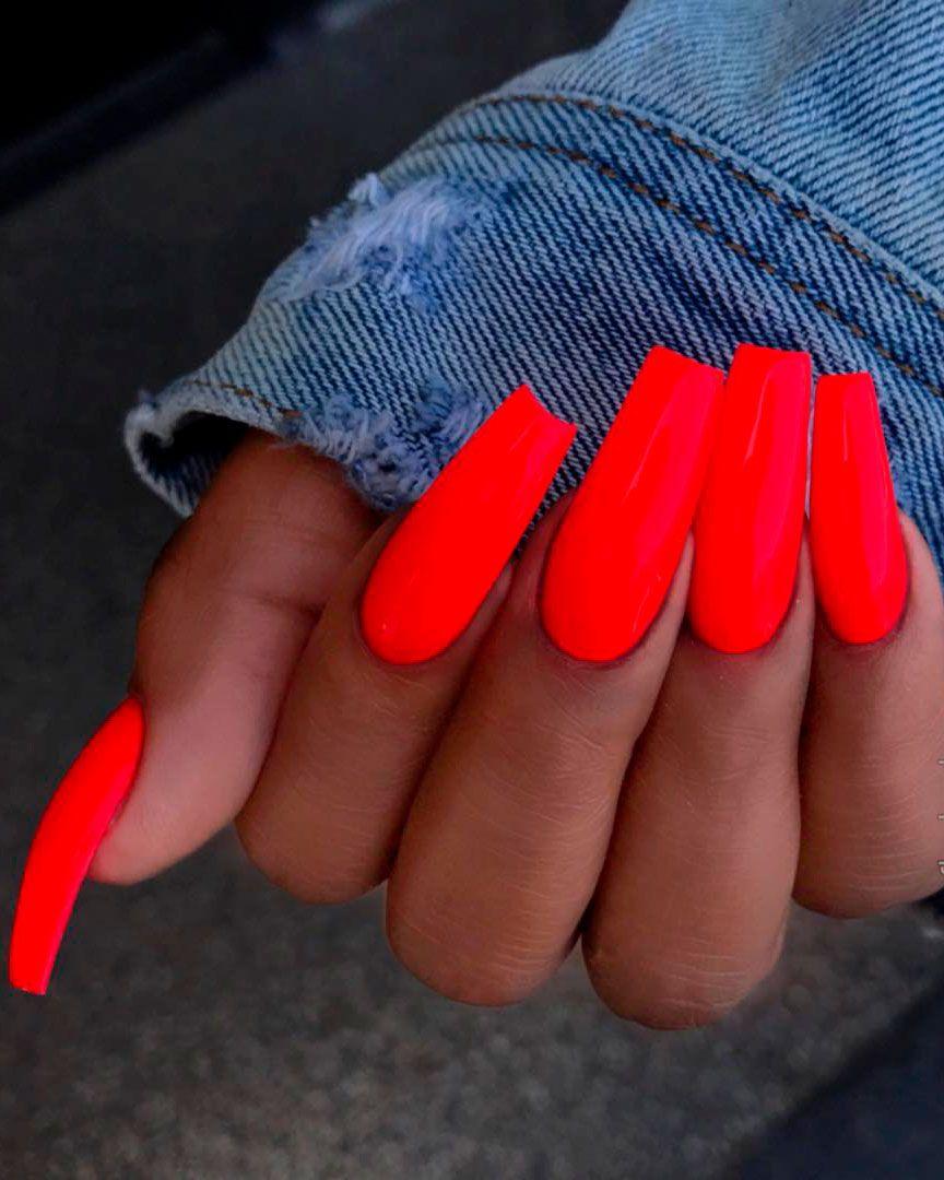 Best Nails For Summer 2019 In 2020 With Images Gelove Nehty Design Nehtu Nehty