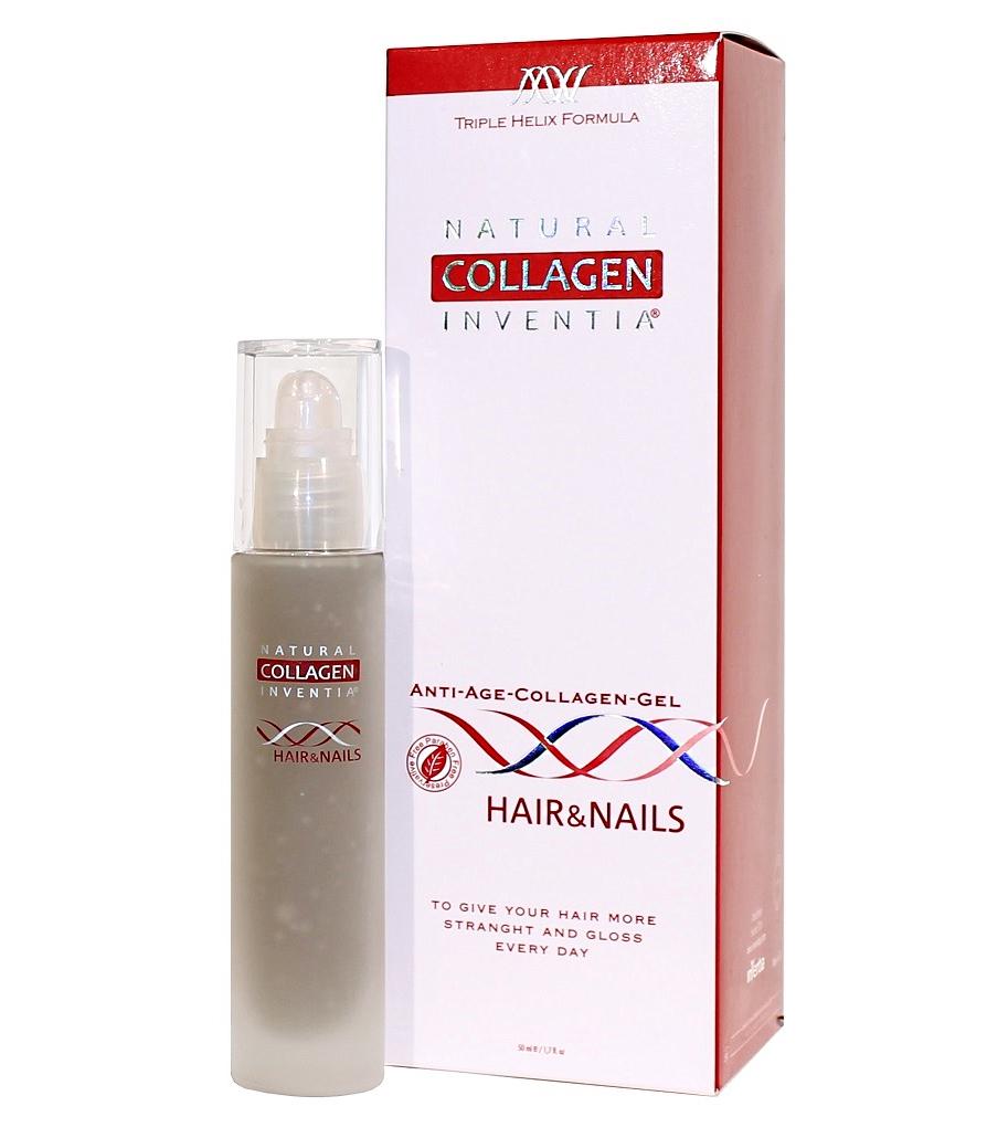 Prirodni Zivy Tropokolagen Na Vlasy A Nehty Inventia Hair Nails 50 10