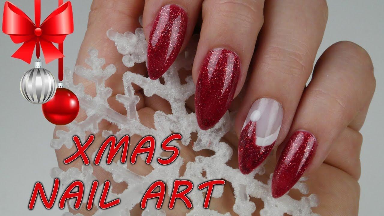 Easy Vanoce 3x Snadny Vanocni Nail Art Xmas 2017 Youtube