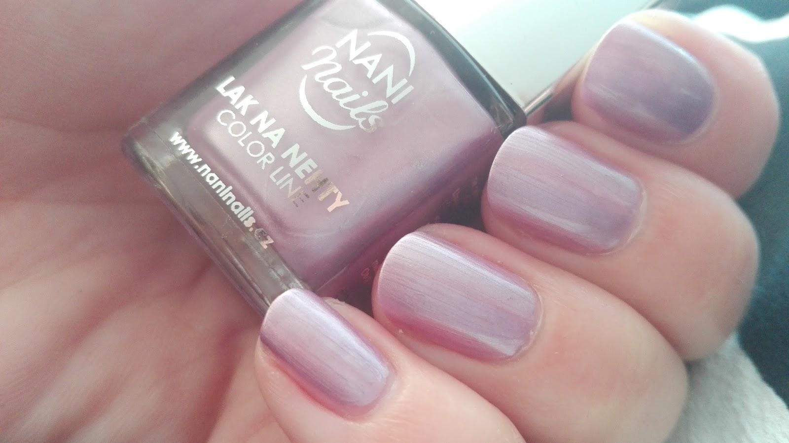 Beauty By K Naninails Cz Laky Na Nehty A Vyzivny Olejicek