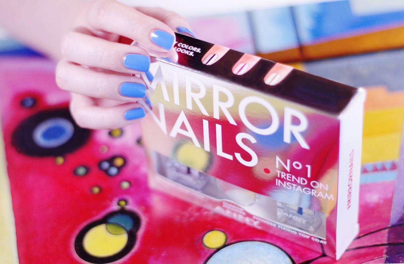 Zrcadlove Nehty Od Anny Uzitecne Rady Snidane V Parfumerii