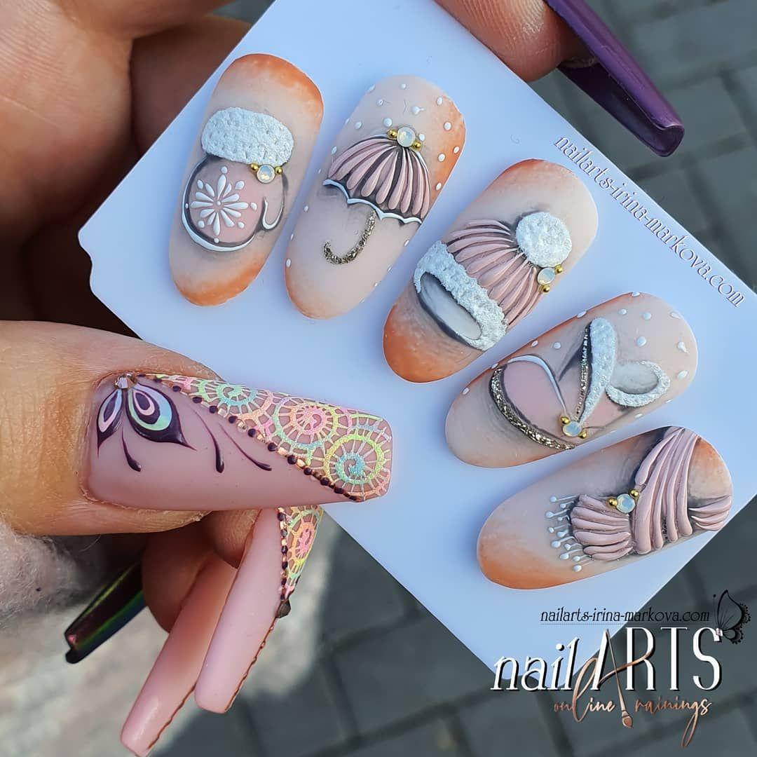 Pin By Daniela Rybarova On Nehty Design Nehtu Nehty Design