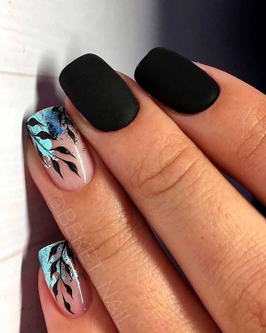 So Cute Short Acrylic Nails Ideas You Will Love Them Nechtovy Dizajn Gelove Nechty Napady Na Nechty