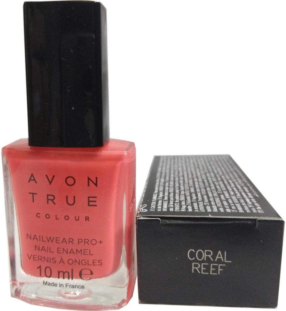 Avon True Color Nail Wear Pro Coral Reef 10 Ml Alternativy Heureka Cz