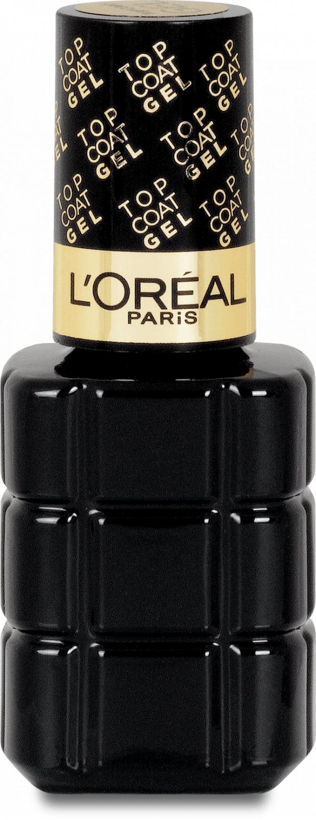L Oreal Paris Top Coat Gel 13 5 Ml Zbozi Cz