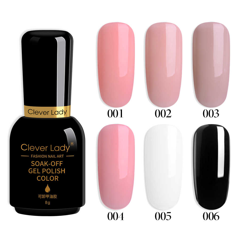 Rubber Base Coat Top Coat Color Base Gel Polish Nude Gel Lak Uv Led Gel Lacquer 2 In 1 Camouflage Gel Manicure 8ml Aliexpress