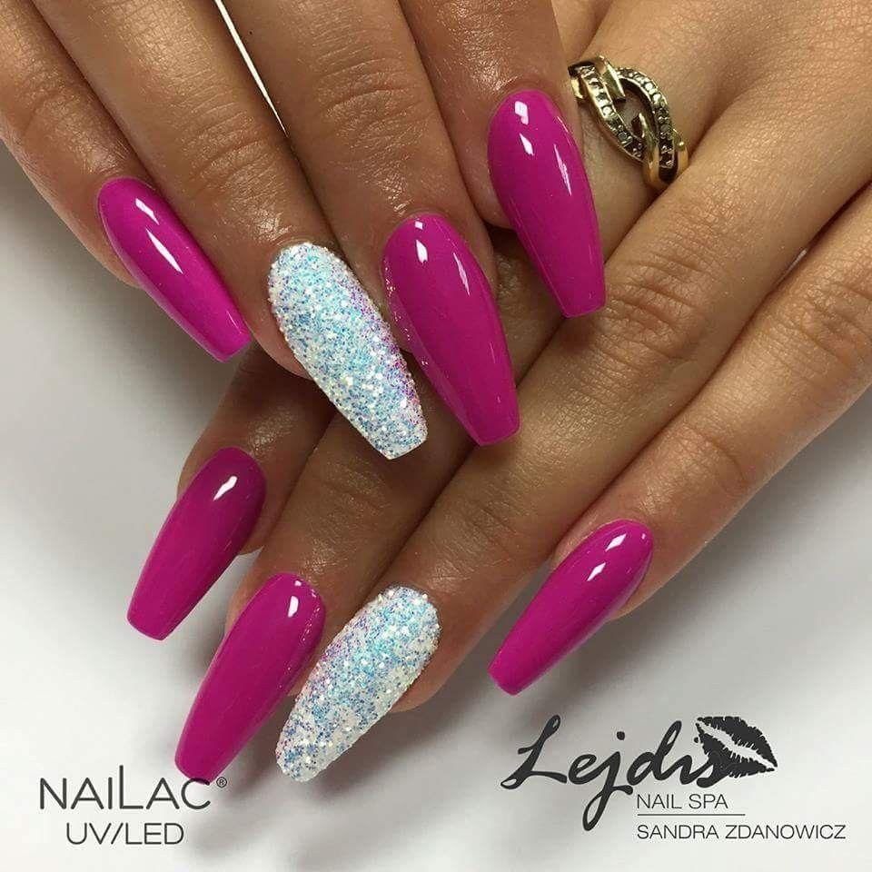 Pin By Sabina Hillmanova On Nailac Pink Nails Nail Designs Gorgeous Nails