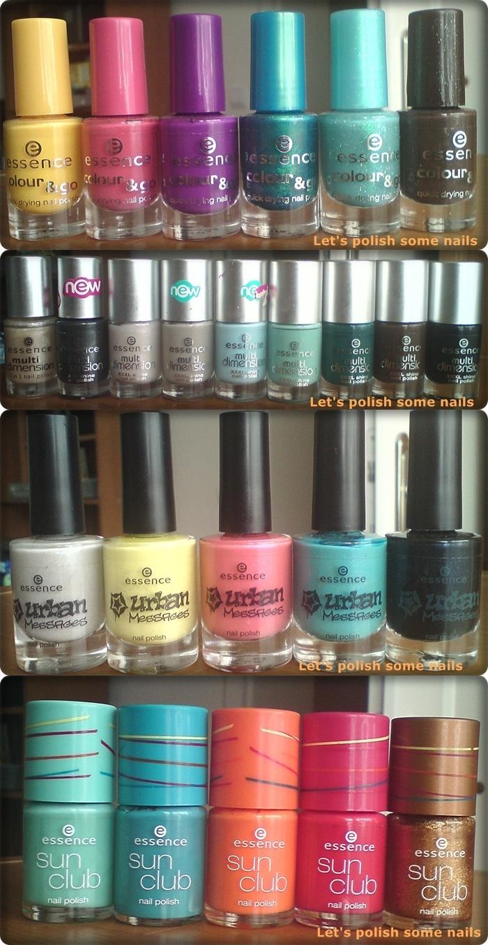 Let S Polish Some Nails My Nail Polish Collection