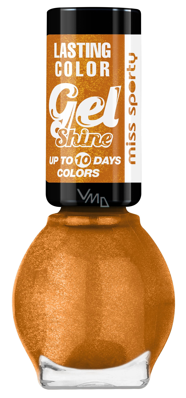 Miss Sports Lasting Color Permanent Nail Polish 566 7 Ml Vmd Parfumerie Drogerie
