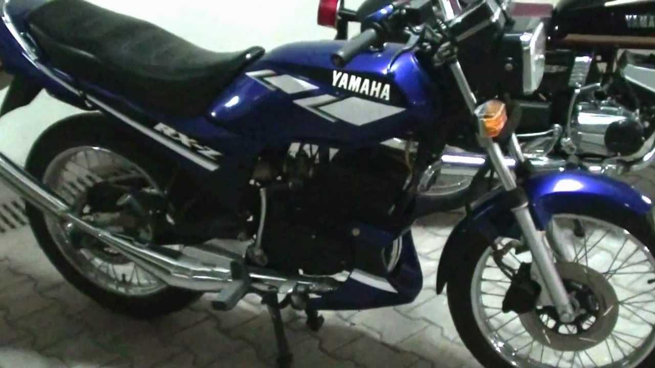 Yamaha Rxz 135 Std Top Speed 155 Km H By Braian Diubertti