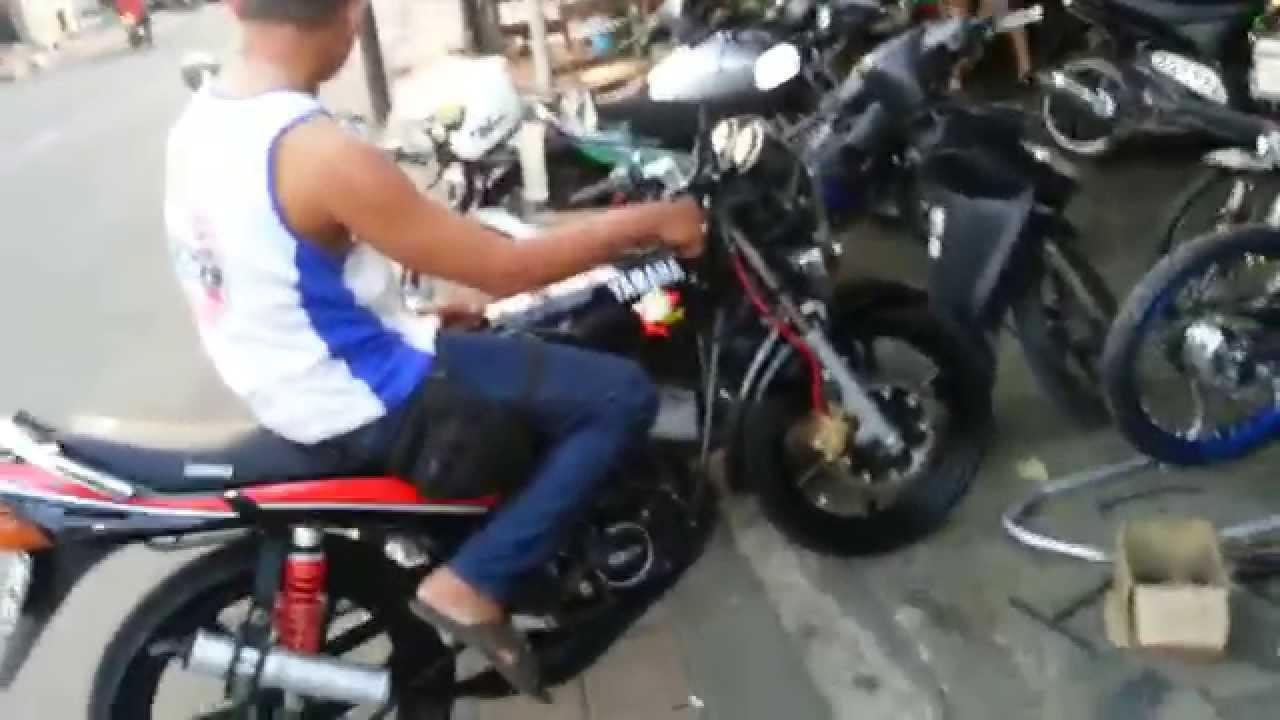 Yamaha Rxz 135 Setting Youtube