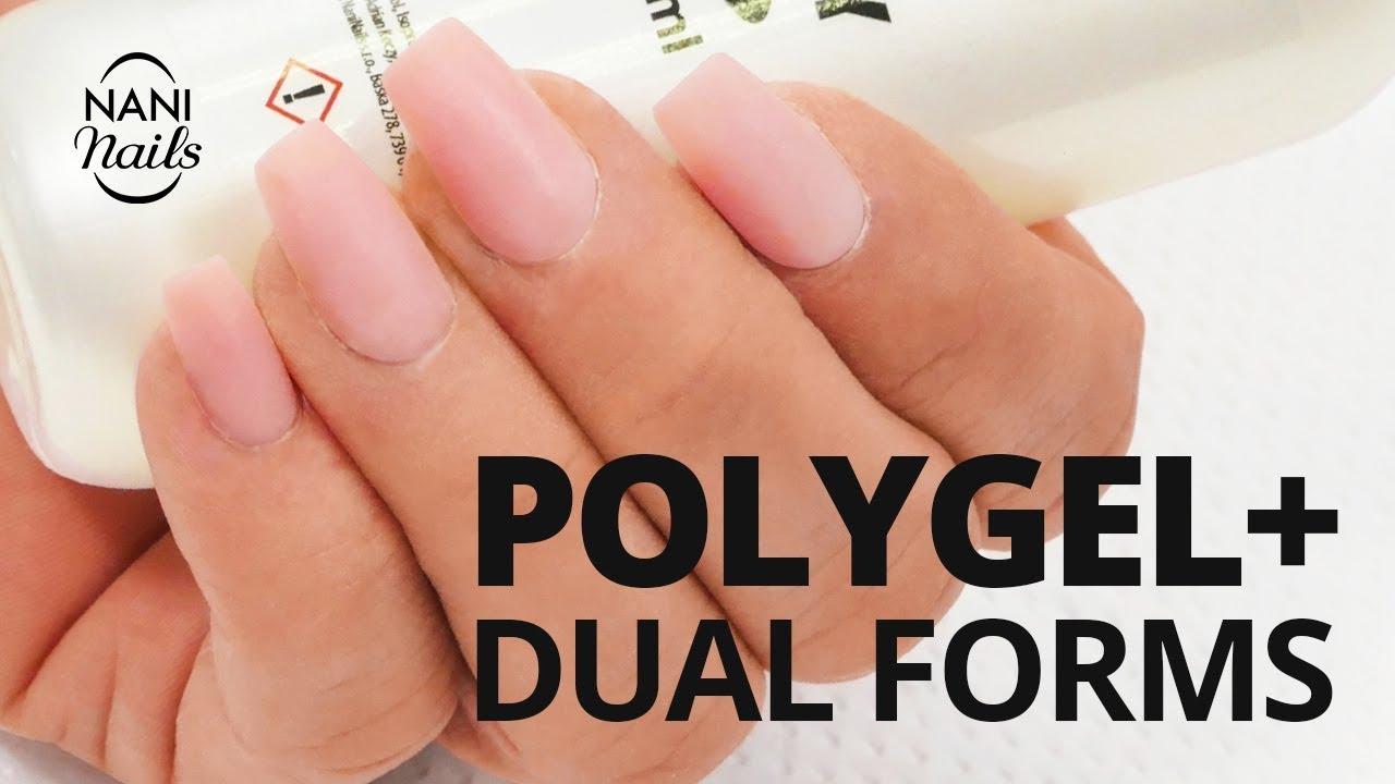 Jak Pracovat S Dual Forms A Polygelem Youtube