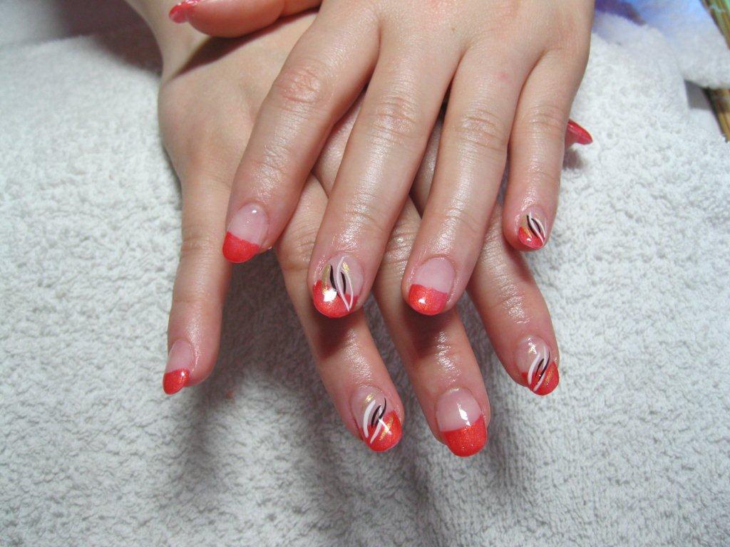Fotogalerie Sarka Smejkalova Studio Nails Ostrava Poruba Nehtova Modelaz Pedikura