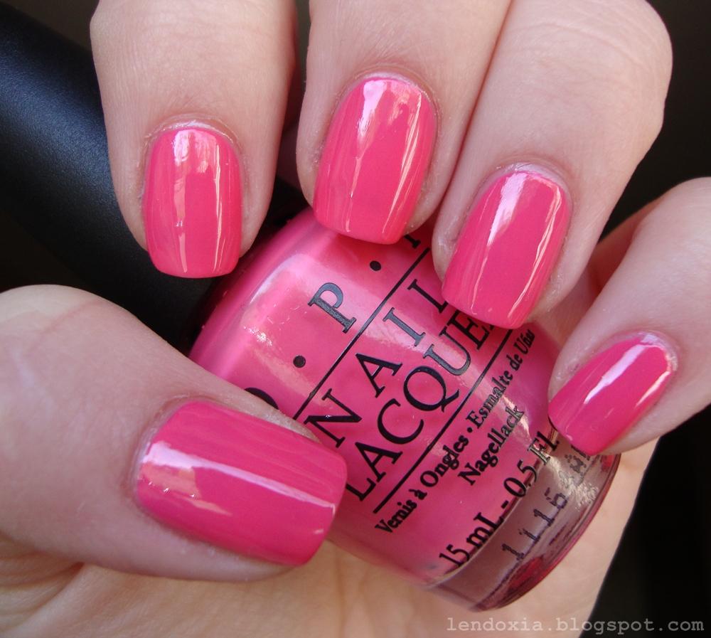 Lendoxia Opi Elephantastic Pink