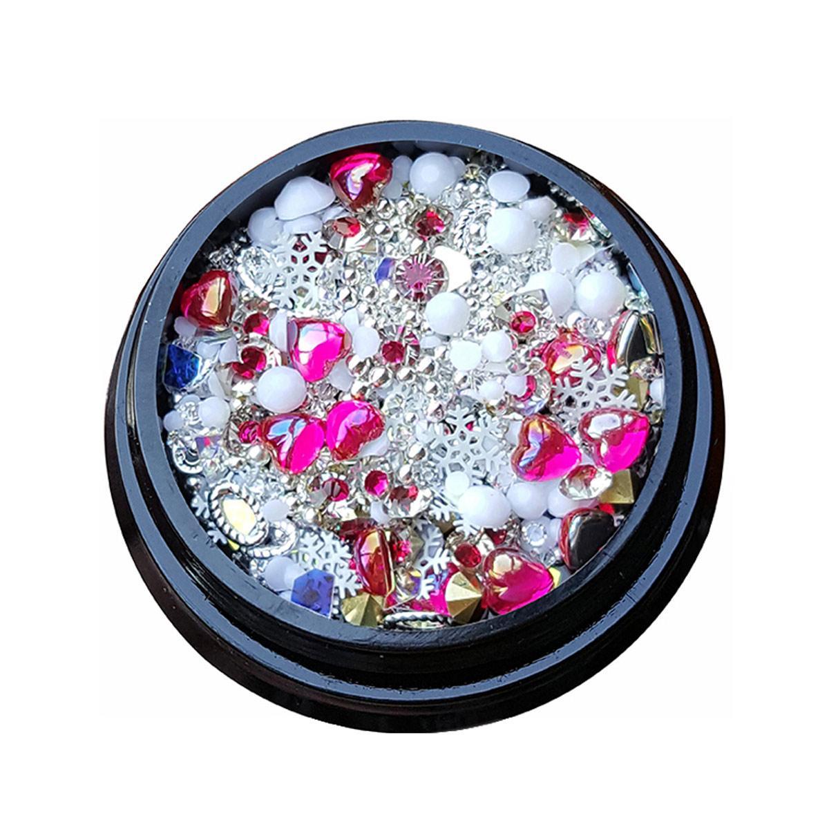 Ozdoby Na Nehty Nehtova Bizuterie Luxury Jewelry 08 Produkty Pro Nehtovy Design