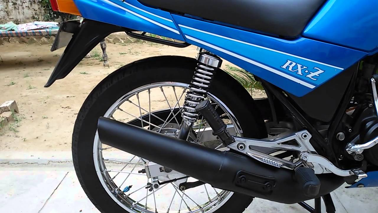 Yamaha Rxz 135 In Pakistan By Zia Ullah