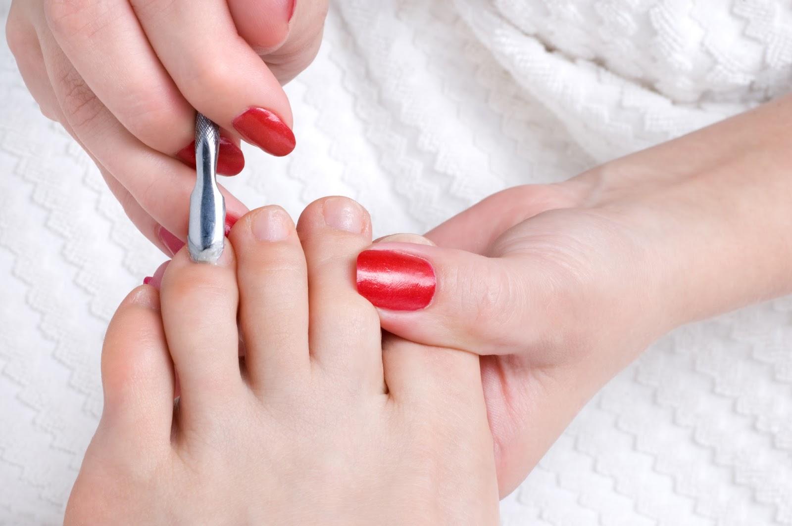 Ruce Nohy A Vse Okolo Pedikura