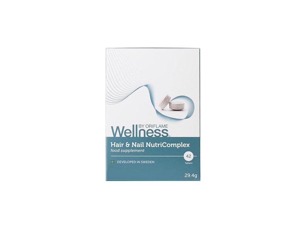 Vitaminy Pro Vlasy A Nehty Oriflame Levandulovy Raj