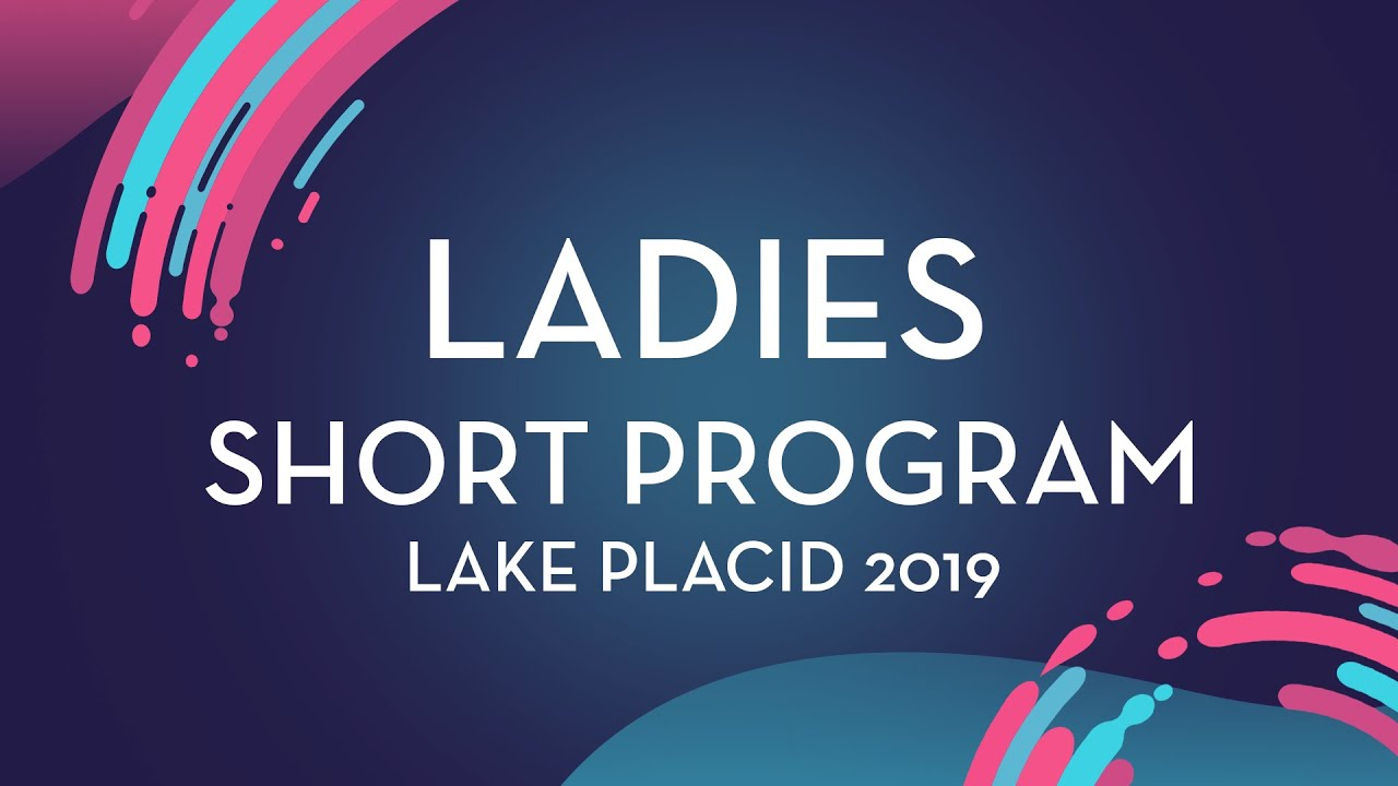 Alexandra Feigin Bul Ladies Short Program Lake Placid 20191 Youtube