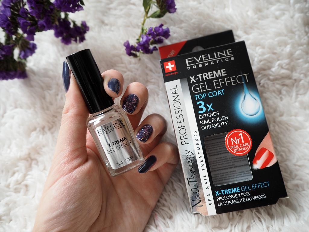 Instant Beauty Fashion Beauty Lifestyle Eveline X Treme Gel Effect Top Coat Recenze
